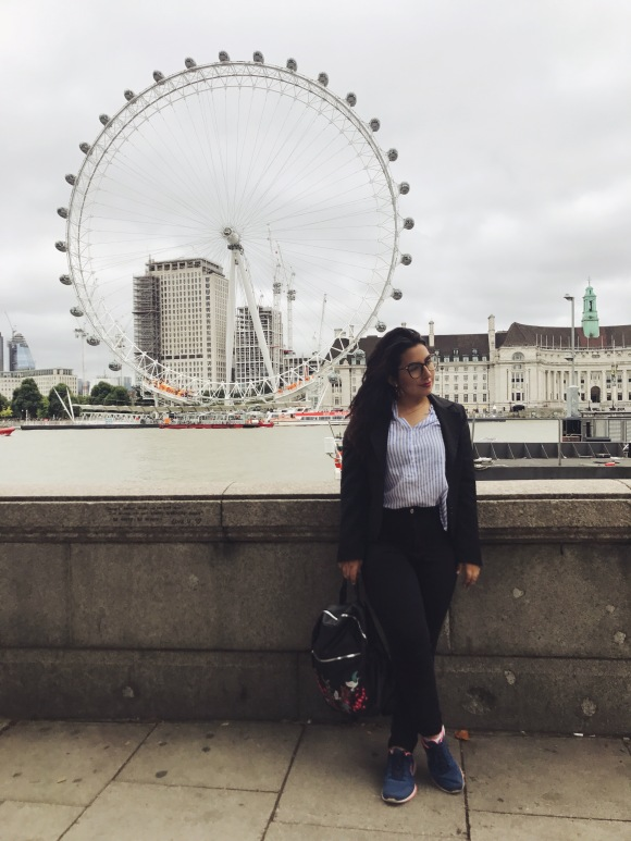 Ensaio – Passeio porLondres