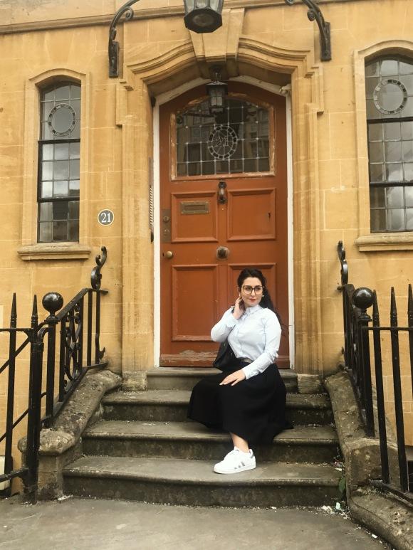Ensaio – Passeio em Oxford